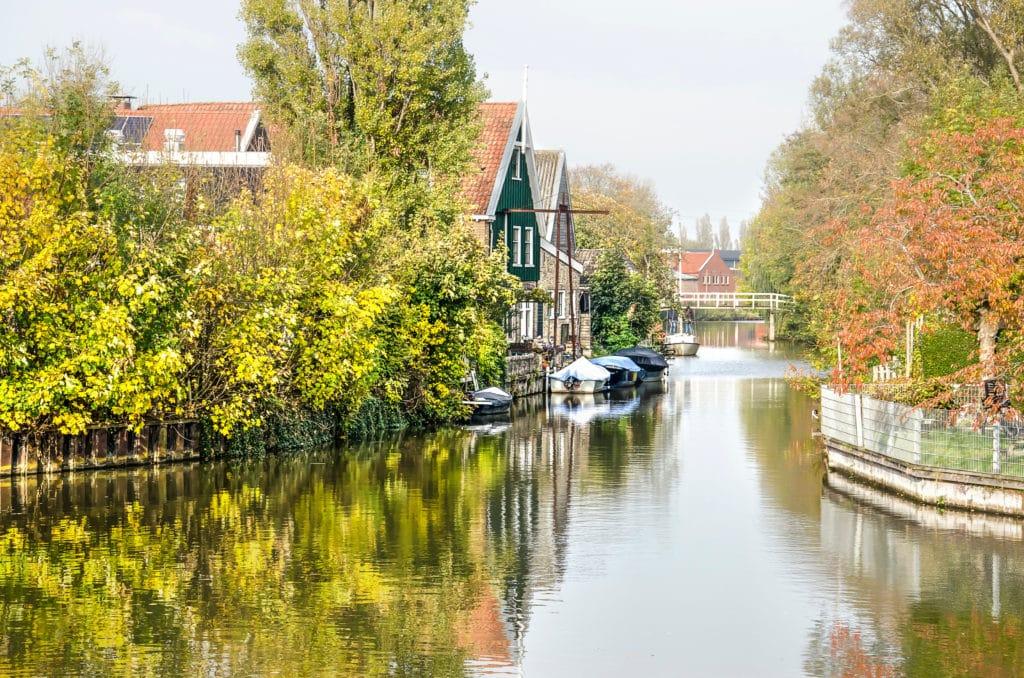 sloepen door Friesland