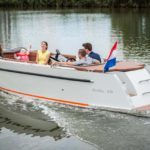 group in Maxima 630 Boat rental Friesland | Enjoy on the water