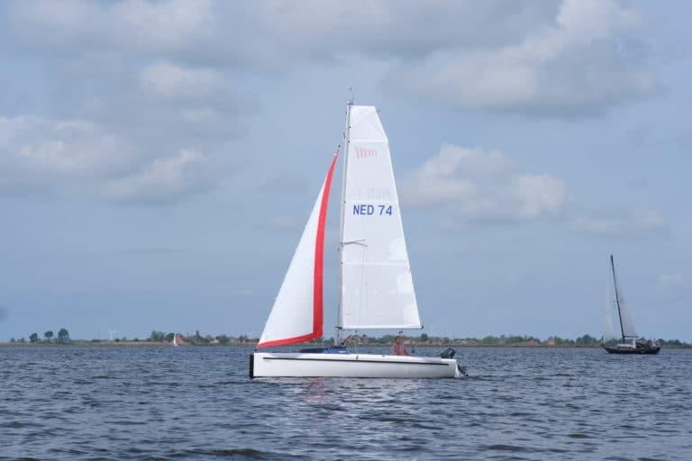Aira 22 op Heegermeer